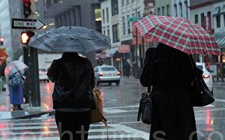 感恩节逢雨雪冷天 出行防延误宜提早