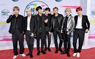 BTS獲2019全美音樂獎三獎項 連2年獲獎