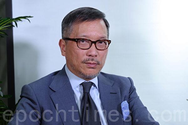 潘东凯:港警已变质 遭警暴者应采法律行动