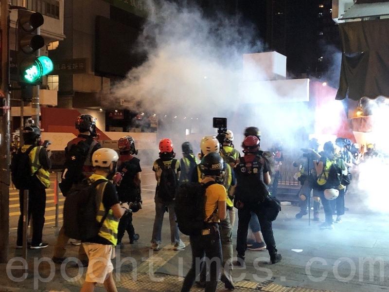 【新聞看點】香港血腥陡增 習講話官媒漏報?