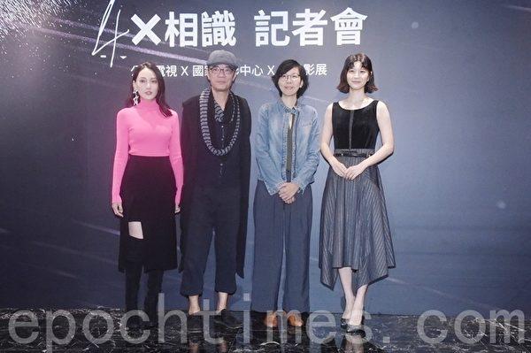 林映唯、吴朋奉、导演梁秀红、 演员江沂宸