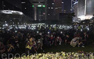 香港学子:我们不可以让周同学再死一次