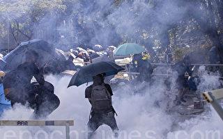 香港民调:暴力升级 港府和警方责任难逃