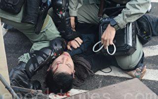 周鋒鎖:香港事件是八九六四的另外一種再現