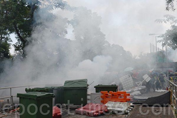 【新闻看点】中大枪林弹雨 北京最应受谴责
