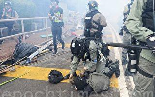 罗杰斯:香港危急状况是港府一手造成