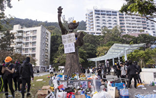 盧比奧:參院最快下週一通過香港人權法案