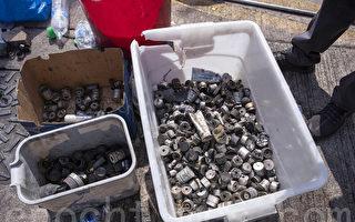 全港反送中联席:港警5个月射9362枚催泪弹