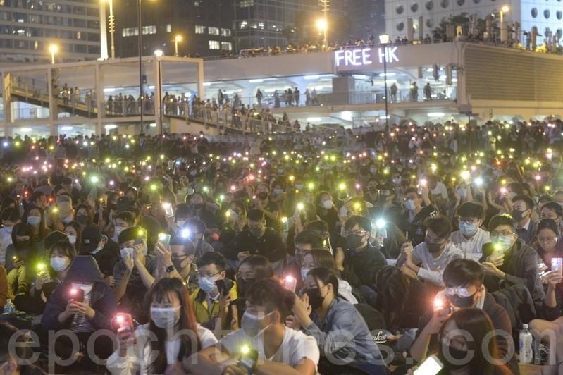 兩德國交換學生在香港被拘捕