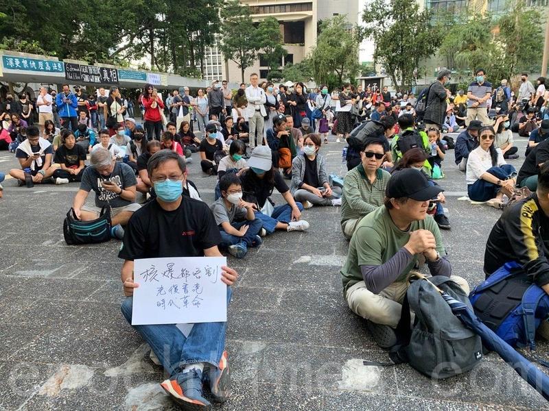社會暴力升級 逾八成民意:港府應負大責任