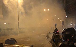 香港化學老師籲港警停用大陸製催淚彈