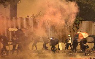 國際特赦:港警須化解僵局 而非製造慘劇
