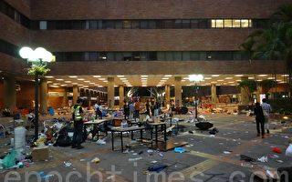【直播回放】11.20香港理工大学现场直击