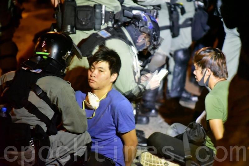 反送中 超七千人被捕 警方正引入不同武器