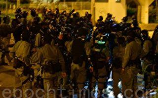 港府欲以暴动罪拘理大抗议者 被指火上浇油