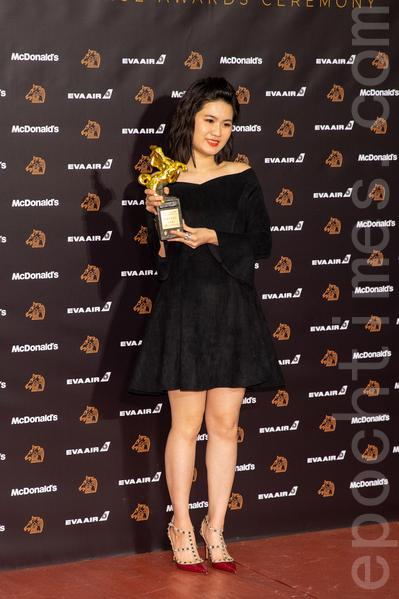第56屆金馬獎最佳劇情短片由電影《紅棗薏米花生》奪得。(許基東/大紀元)