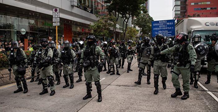香港1名防暴警確診武肺 59警員遭追蹤隔離 含4位現任警署警長