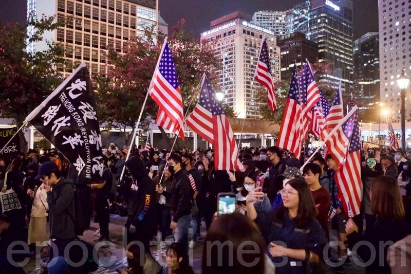 中共禁美軍艦靠岸香港 香港少賺幾多