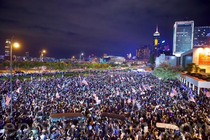 香港法案生效 章家敦:中共若報復或自取滅亡