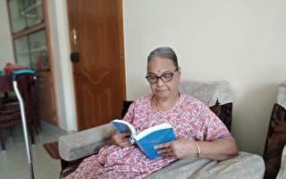 身心俱悴时喜遇大法 印度母亲人生现转机