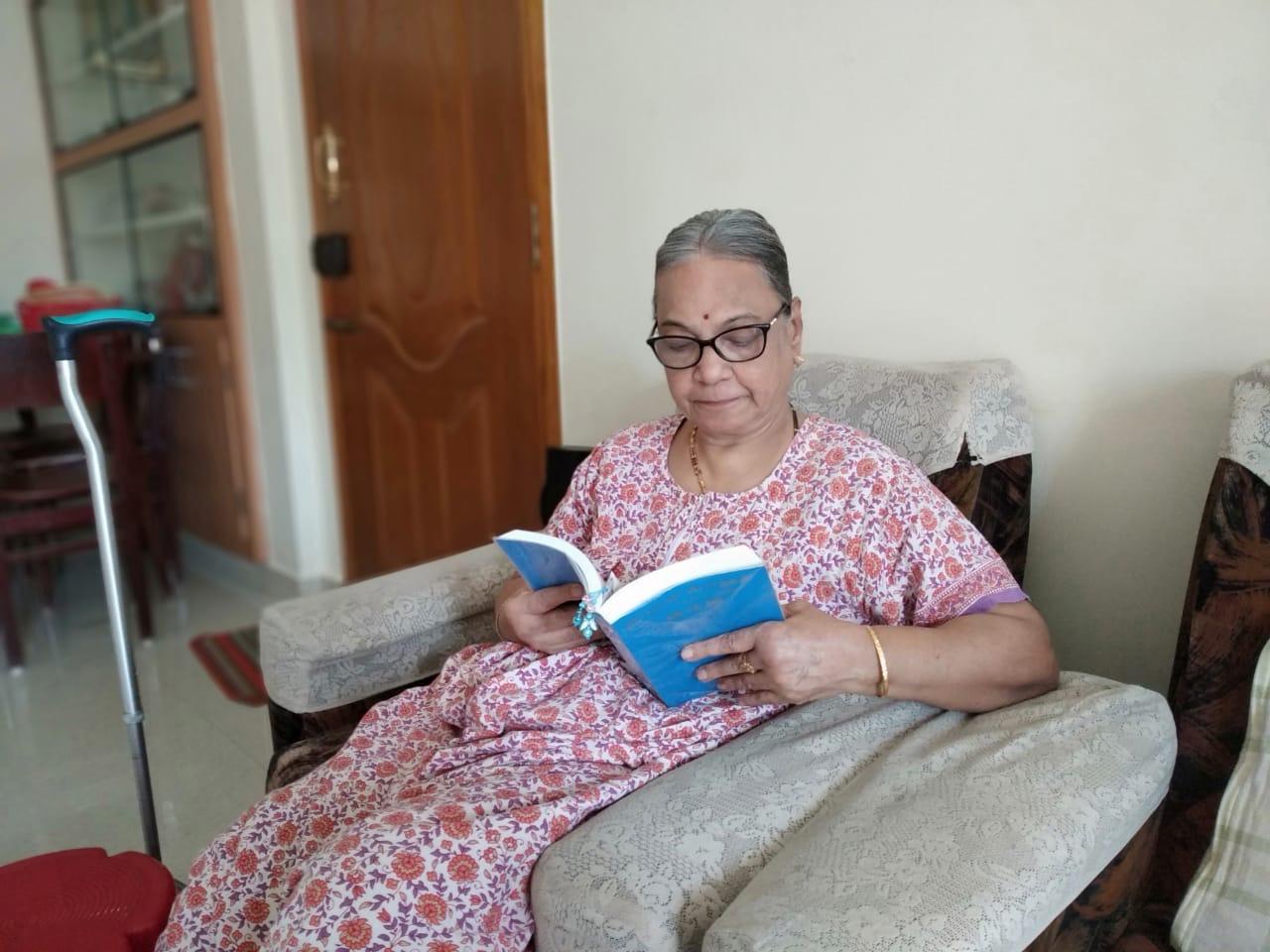 身心俱悴時喜遇大法 印度母親人生現轉機