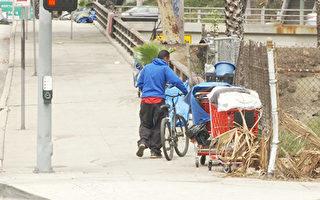 民調:洛縣選民贊成警力介入禁遊民露宿