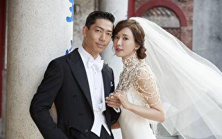 于台南结婚 林志玲:我的幸福就是和你在一起