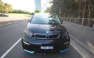澳洲试驾宝马纯电动车——BMW i3s