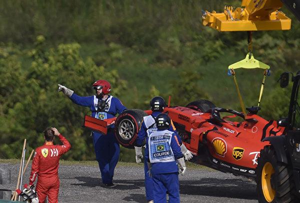 F1巴西站:法拉利內鬥退賽