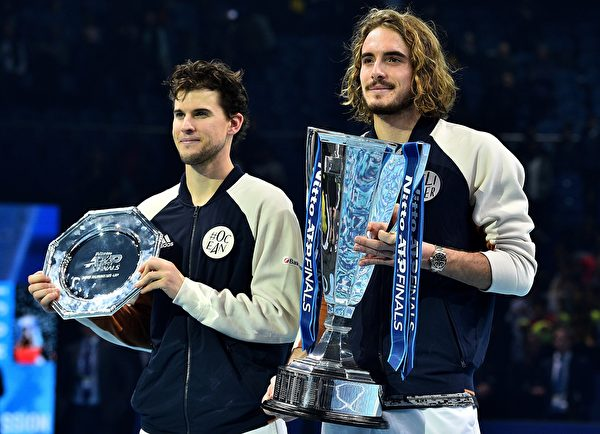 網壇年終總決賽 希臘新星西西帕斯創歷史