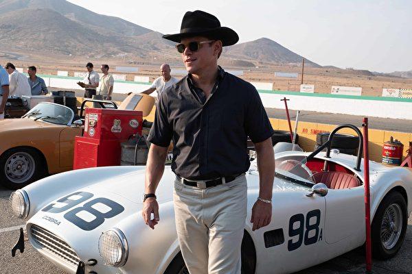 Matt Damon《赛道狂人》(Ford v Ferrari)