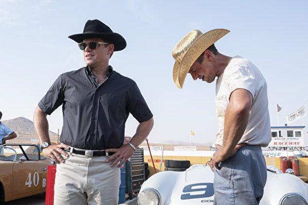 电影《赛道狂人》(Ford v Ferrari)