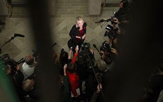 大選後 聯邦保守黨舉行首次核心小組會議