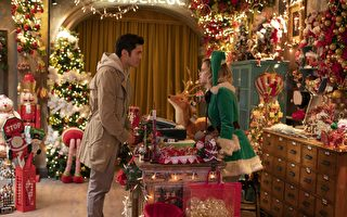 經典名曲《去年聖誕節》 拍成給倫敦的情書