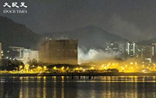 為何港警狂攻中大?分析:摧毀香港自由靈魂