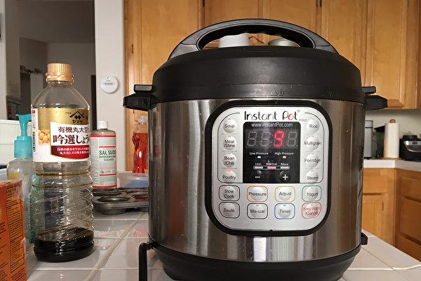 一鍋抵10鍋 電子壓力鍋省時省力 在家輕鬆開伙