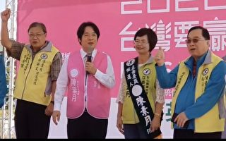前行政院长赖清德:台湾千万不要做第二个香港