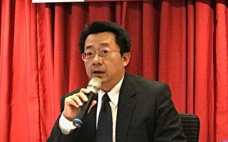 廖福特:香港法案聚焦民主人权 不影响经济