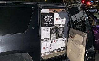 法拉盛華人涉嫌走私3.6萬元酒水  在麻省被捕