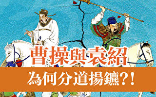 【三国英雄】之五:曹操首兴义兵(文字版)
