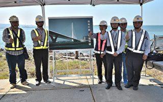 淡江大桥设计安全性 即时监测系统与保养