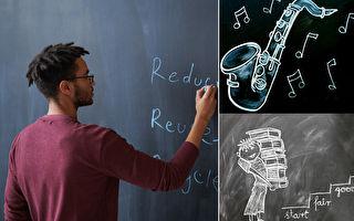 老师画7.5小时的黑板画送毕业生 学生超感动