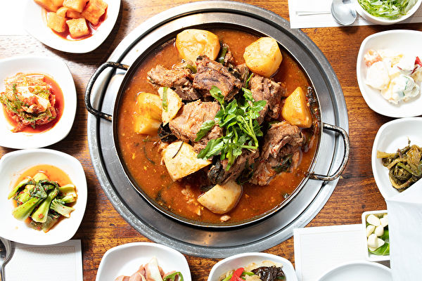 The Kunjip真正道地的韩国味道