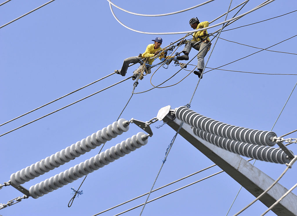 菲律賓電網中共持股40% 有斷電風險 議員痛批
