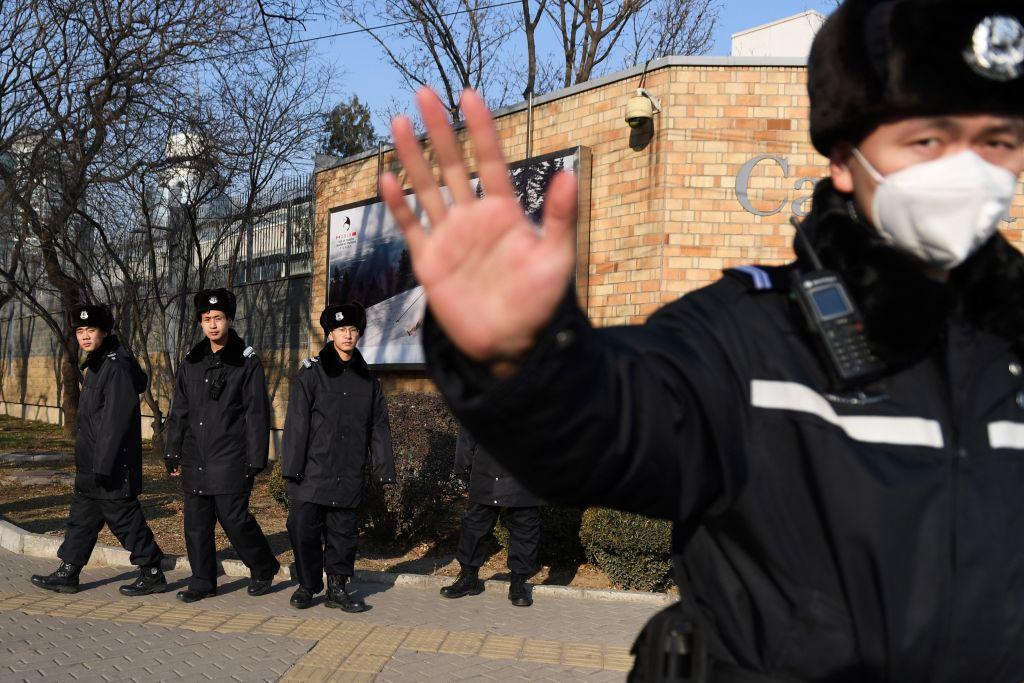 中共承認3失蹤台灣人被拘 台發佈旅行警告