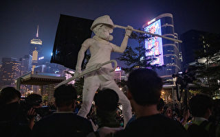 港親共媒體呼籲取消選舉 網民:按劇本演戲