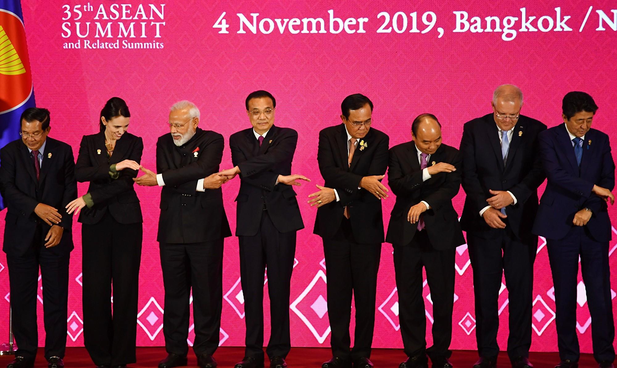 十六國未達成RCEP貿易協議 中共再受挫