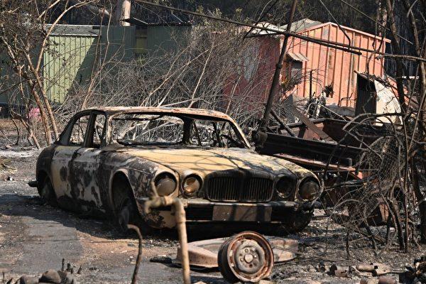 澳大利亞森林大火蔓延 3死數千人疏散