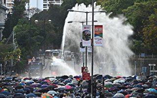 一名大陆人对香港反送中示威民众的支持