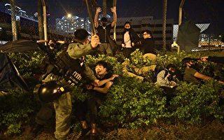 陈思敏:香港理大被围3日 学生展抗共暴政决心